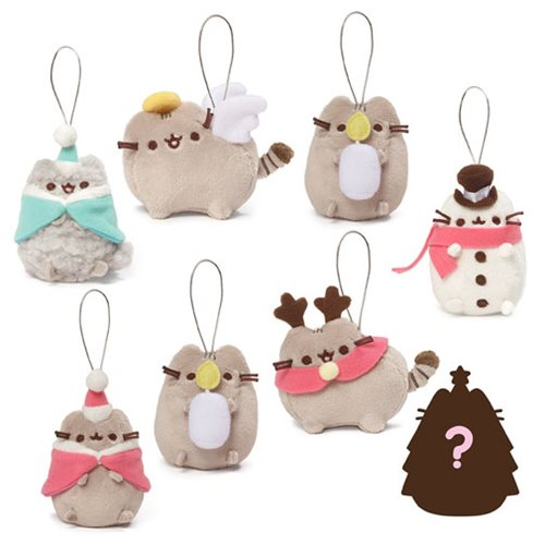 Pusheen the Cat Blind Box Series 5 Plush Display Box