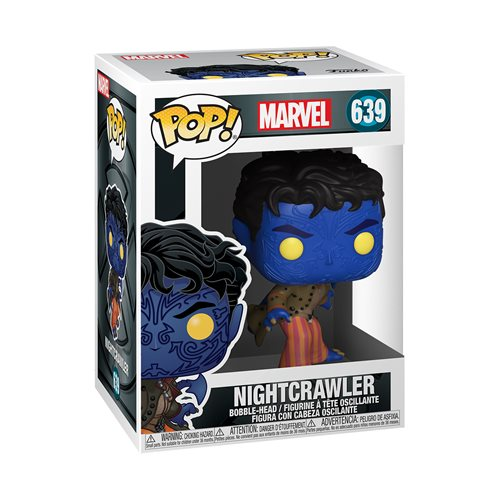 X-Men 20th Anniversary Nightcrawler Pop! Vinyl Figure