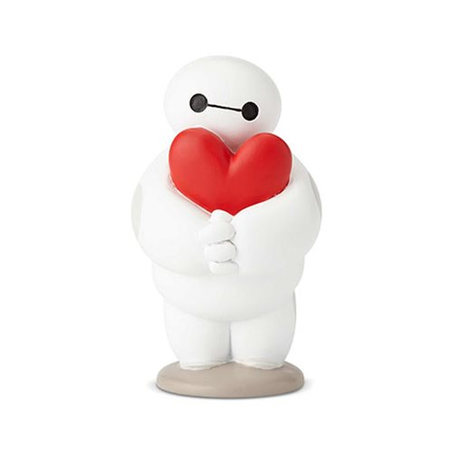 Disney Showcase Big Hero 6 Baymax with Heart Statue