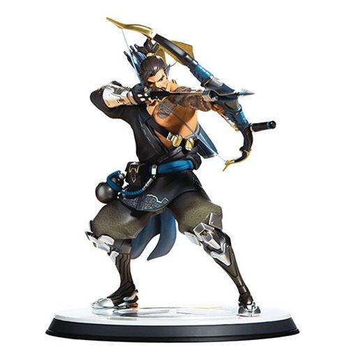 Overwatch Hanzo Shimada 12-Inch Statue