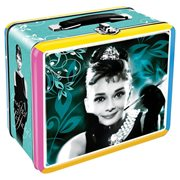 Breakfast at Tiffany's Large Fun Box Tin Tote