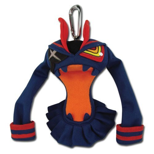 Kill la Kill Senketsu 5-Inch Plush Key Chain