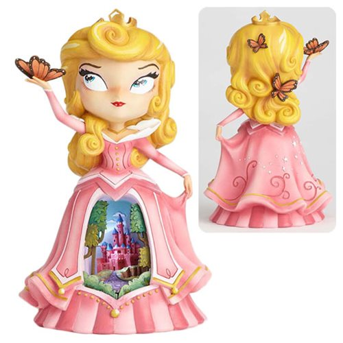 Disney The World of Miss Mindy Sleeping Beauty Princess Aurora Statue