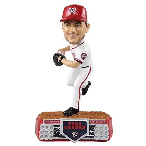 MLB Washington Nationals Trea Turner Stadium Lights Bobble Head