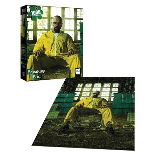 Breaking Bad 1,000-Piece Puzzle