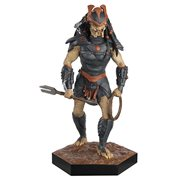 Alien and Predator Killer Clan Predator from Predator Statue with Collector Magazine #38