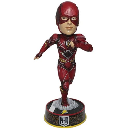 Justice League Movie Flash Bobble Head