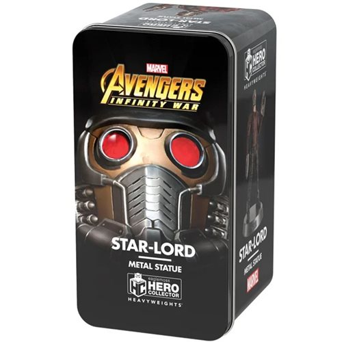 Marvel Movie Collection Avengers: Infinity War Star-Lord Heavyweights Die-Cast Figurine