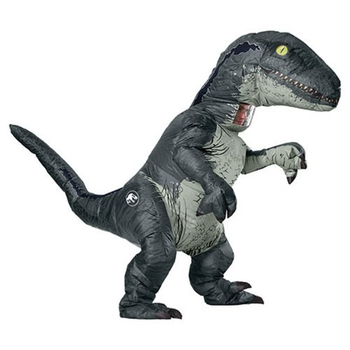 Jurassic World: Fallen Kingdom Blue Inflatable Costume