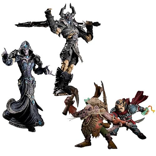 World of Warcraft Series 8 Action Figure Set