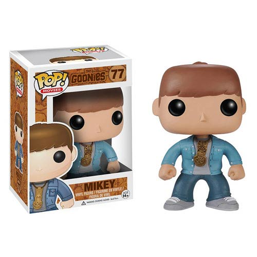 The Goonies Mikey Pop! Vinyl Figure