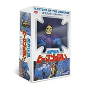 Masters of the Universe Vintage Japanese Box Skeletor 5 1/2-Inch Action Figure