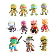 TMNT Wave 2 Action Vinyl Figure Display Box