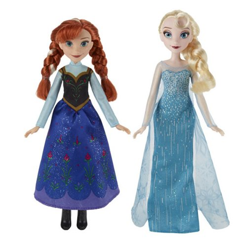 Frozen Classic Dolls Wave 1 Case