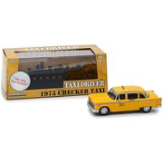 Taxi Driver 1976 - Travis Bickle's 1975 Checker Taxicab 1:43 Scale Die-Cast Vehicle