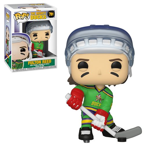 Mighty Ducks Fulton Reed Pop! Vinyl Figure
