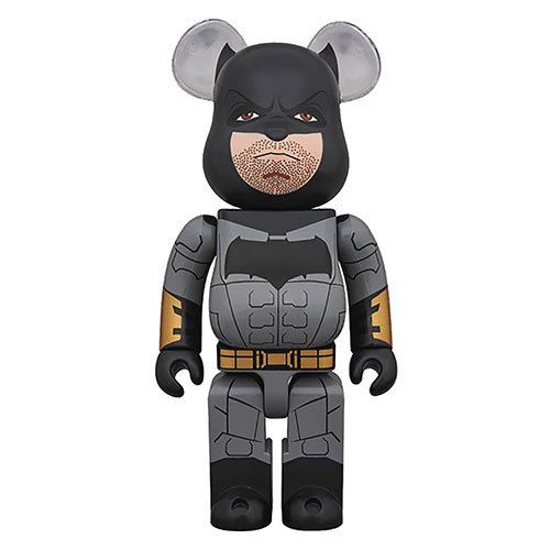 Justice League Batman 1000% Bearbrick Vinyl Figure