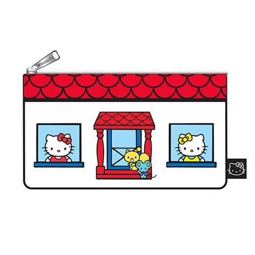Hello Kitty House Pencil Case