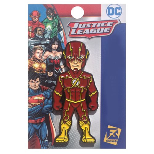 DC Comics Flash The New 52 Pin