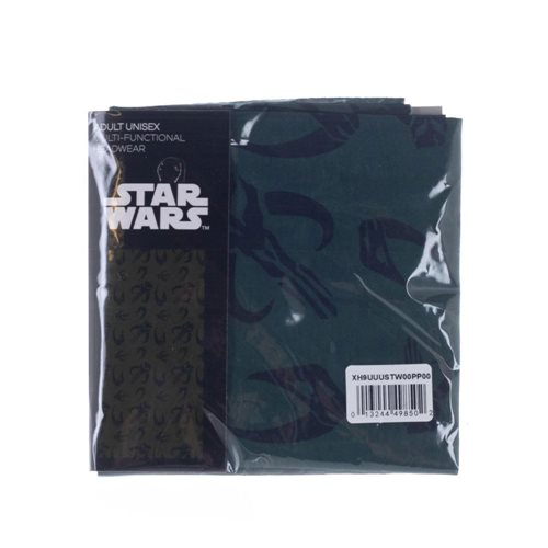 Star Wars: The Mandalorian Beanie and Gaiter Set