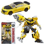 Transformers The Last Knight Premier Deluxe Bumblebee, Not Mint