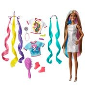 Barbie Fantasy Hair Brunette Doll