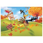 Looney Tunes Turkey Season MightyPrint Wall Art Print