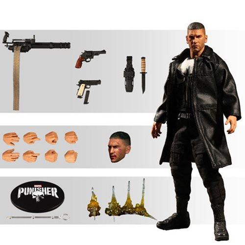 Punisher Netflix One:12 Collective Action Figure