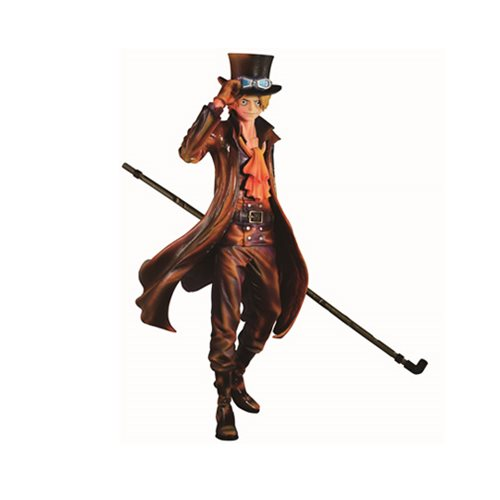One Piece SCultures Sabo Burning Color Version Statue