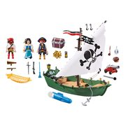 Playmobil 70151 Limited Edition Pirates Pirate Ship with Underwater Motor