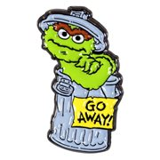 Sesame Street Oscar the Grouch Enamel Pin