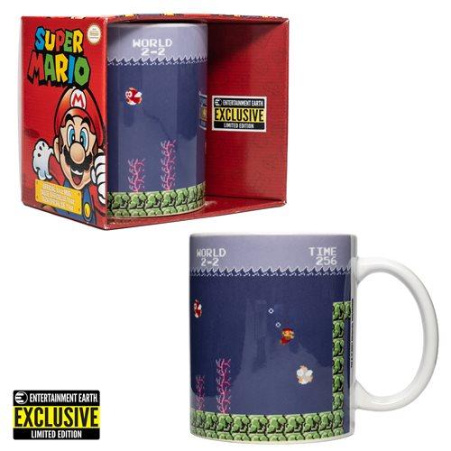 Super Mario Bros. World 2-2 Mug - EE Exclusive