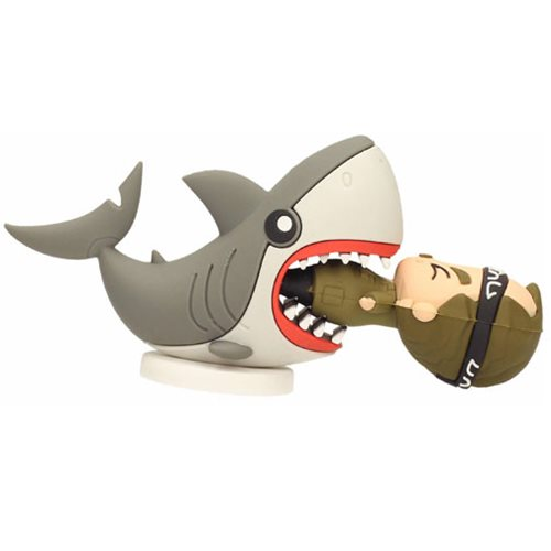 Jaws Pokis Mini-Figure 4-Pack