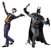DC Multiverse Arkham Asylum 7-Inch Action Figure Set