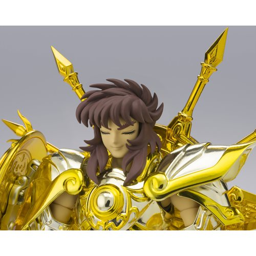 Saint Seiya Soul of Gold Libra Dohko God Cloth Saint Cloth Myth EX Action Figure