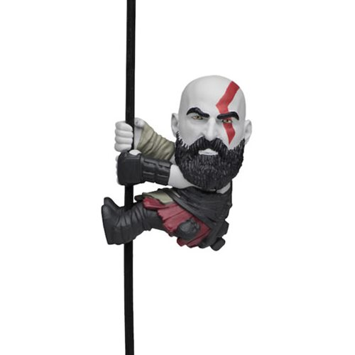 God of War 2018 Kratos 2-Inch Scalers Mini-Figure