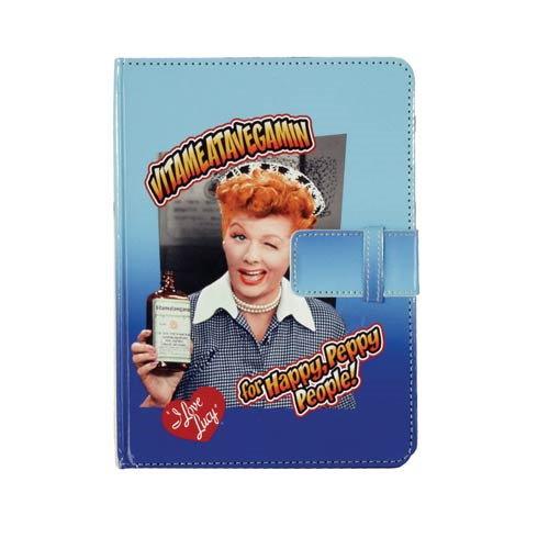 I Love Lucy Vitameatavegamin Tablet Cover