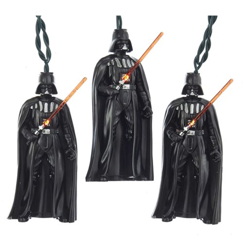 Star War Darth Vader Figural Light Set