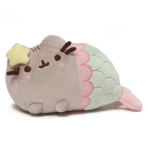 Pusheen the Cat Star Mermaid Plush