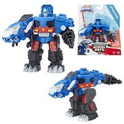 Transformers Rescue Bots Optimus Prime T-Rex