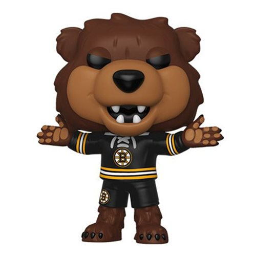 NHL Boston Bruins Blades Pop! Vinyl Figure