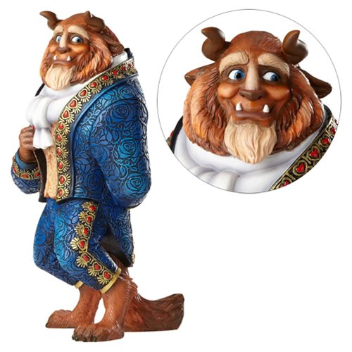 Disney Showcase Beauty and the Beast The Beast Statue