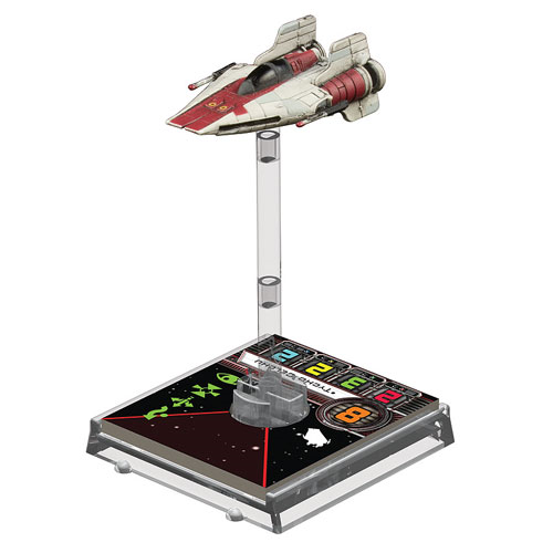 Star Wars X-Wing Game A-Wing Expansion Pack
