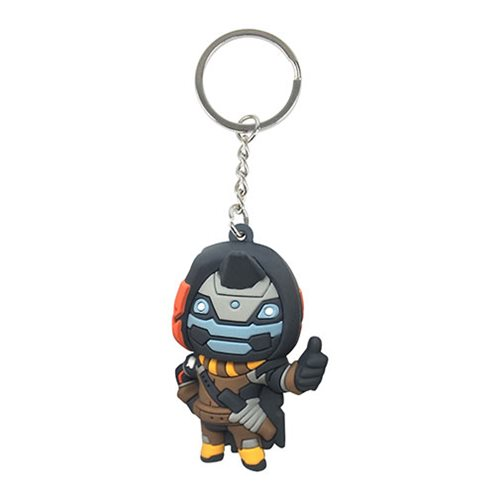 Destiny Cayde-6 Chibi Key Chain