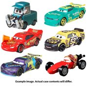 Cars 3 Character Cars 2021 Mix 6 Case of 24