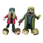 Jay and Silent Bob Zombie Minimates 2-Pack