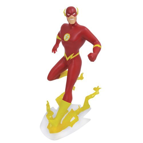DC Gallery Justice League America: The Animated Series Flash Statue