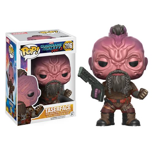 Guardians of the Galaxy Vol. 2 Taserface Pop! Vinyl Figure