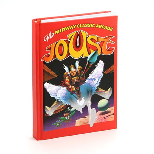 Midway Games Joust Journal