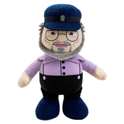 George R. R. Martin 12-Inch Deluxe Talking Plush